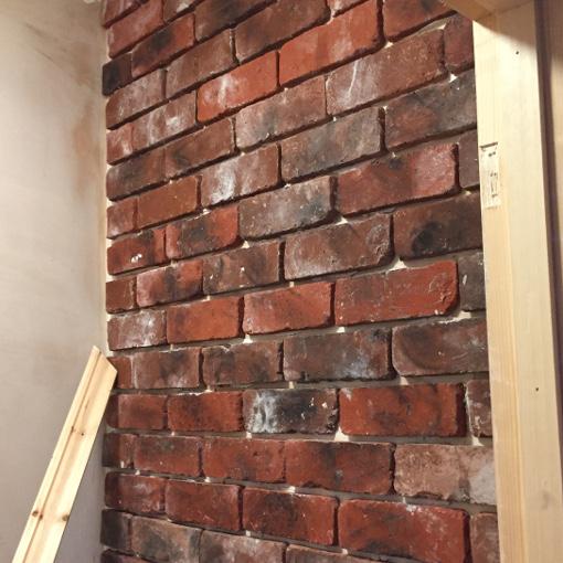 Brick Effect Tiles