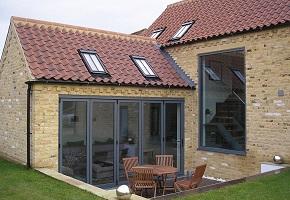 Brick Slips Within Modern Design
