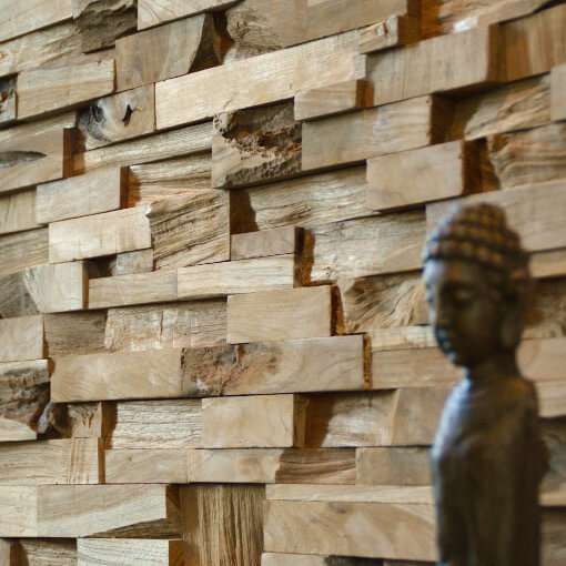 split wood panels