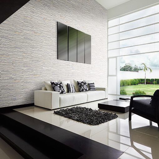splitface 3d wall panels
