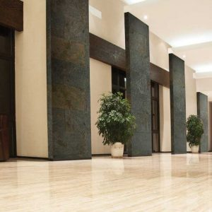 slim sliced stone panels
