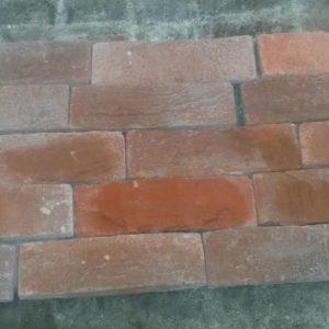 Red Brick Slips Mix