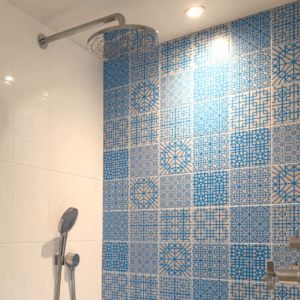 designer tile splash backs